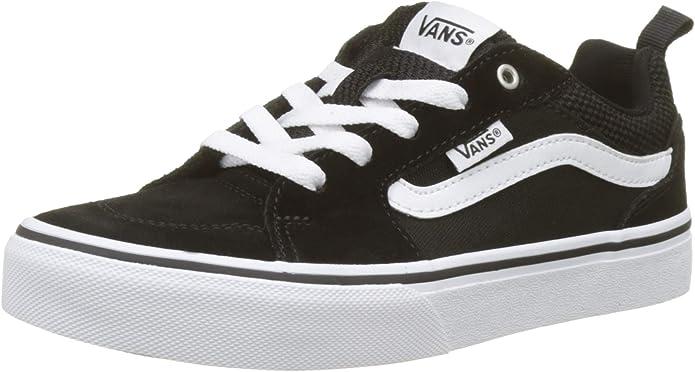 Vans Filmore Sneakers Mädchen Jungen Kinder Schwarz