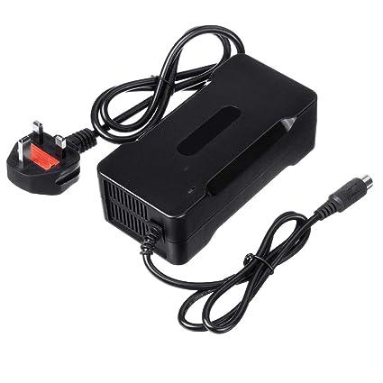 HobbyAnt - Cargador de batería de litio de 54,6 V, 4 A, 100 ...