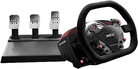 ThrustMaster TS-XW Racer Sparco P310 Competition Mod - Volante De Carreras (Xbox One, PC): Amazon.es: Videojuegos