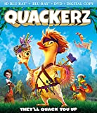 Quackerz (3-D Bluray) [Blu-ray]