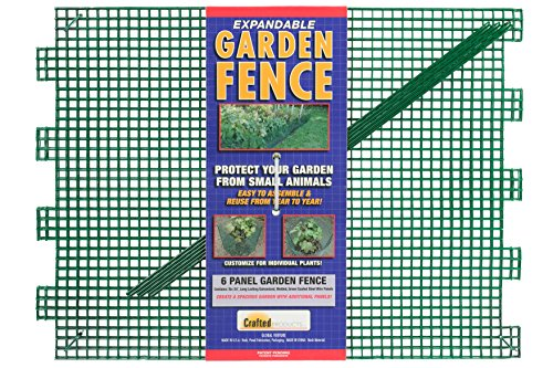 Crafted Products 300 Garden Fence Kit