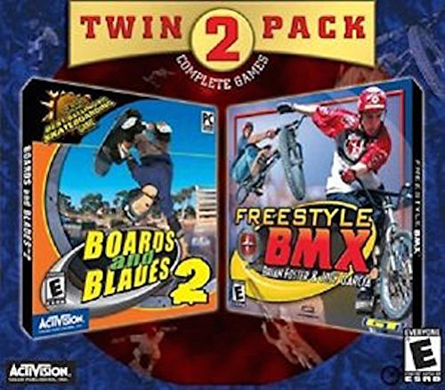 Boards And Blades + Freestyle Bmx Twin - Twin 95 Pack