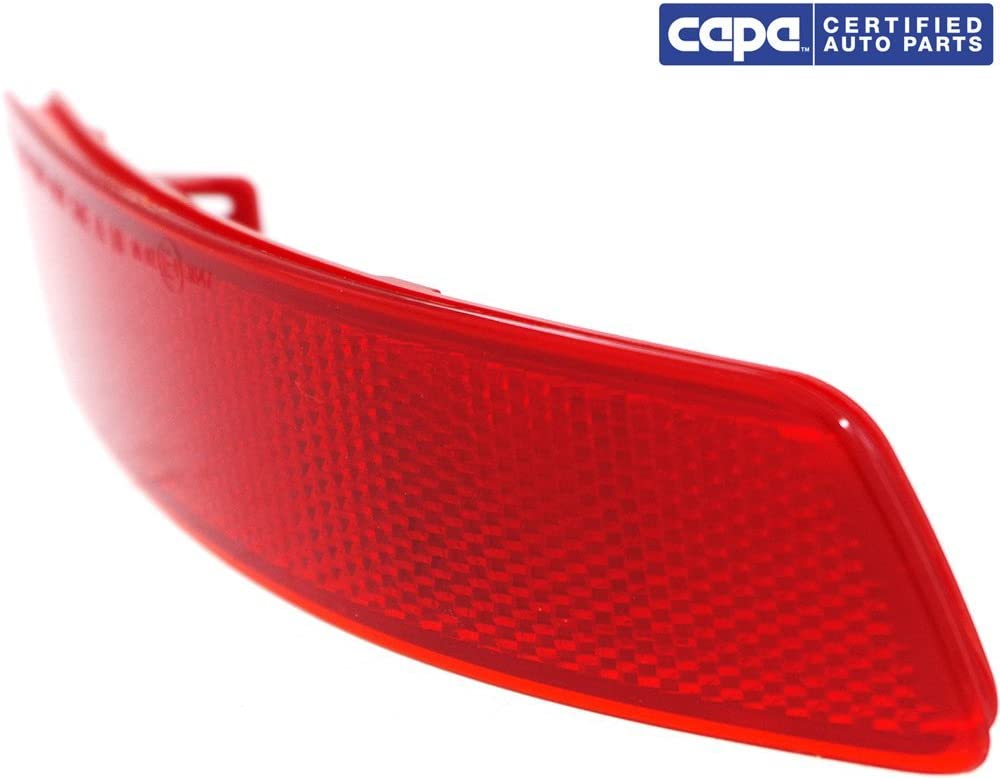 CAPA Certified Bumper Reflector Rear Light Lamp Right Side for ES300H//ES350//GS350//GS450H 13-17