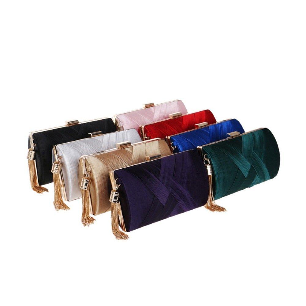 WSX Fringe Abendtasche Frauen Seidenkleid Abend Clutch B07LCM3MMC Damenhandtaschen Damenhandtaschen Damenhandtaschen Kunde zuerst ea873d
