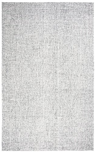 Rizzy Home Brindleton Collection Wool Area Rug, 9 x 12 , Gray Gray Rust Blue Solid