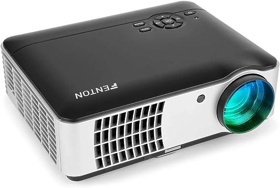 Fenton Proyector HD-Pro 2800 Lumens: Amazon.es: Electrónica