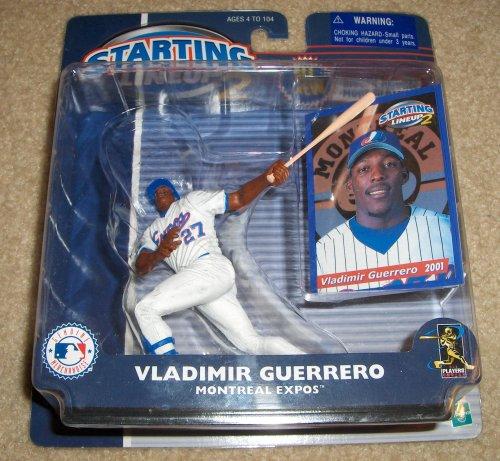 Starting Lineup Vladimir Guerrero MLB 2 Figure