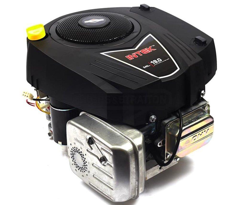 Briggs and Stratton Vertical Engine 19 HP 540cc 1'' x 3-5/32'' #33R877-0029