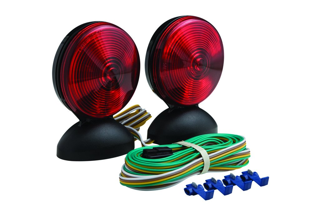 Optronics TL22RK Magnetic Mount Towing Light Kit by Optronics