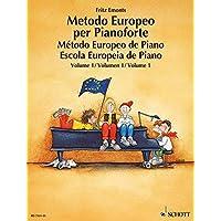 METODO EUROPEO DE PIANO I O.VARIAS: 1