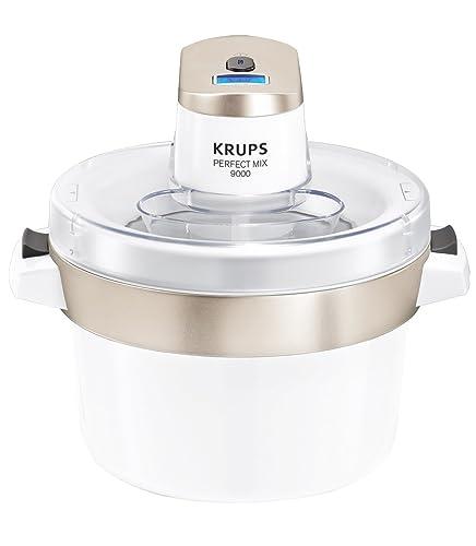 Krups GVS241  : une sorbetière robuste et efficace