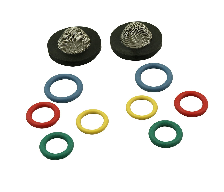 Apache 99023468 Water Inlet Filter /& O-Ring Seals Set