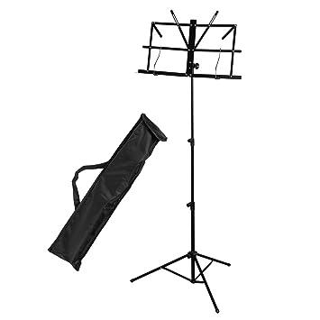 Rsm300 Proel Leggio Spartito Regolabile In Tre Altezze Con Borsa Trasp Nylon Musical Instruments & Gear