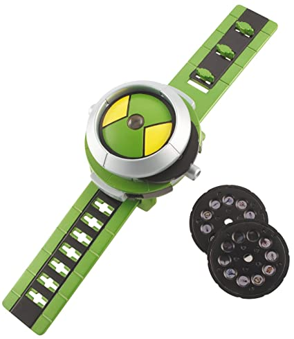 Amazon.com: Banda – Ben 10 Alien Force Omnitrix Proyector ...