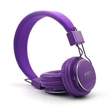 Amazon.com: GranVela A809 ligera, plegable y auriculares ...