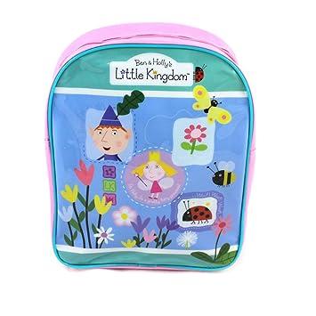 Amazon.com: Ben & Holly s Little Kingdom mochila/mochila ...