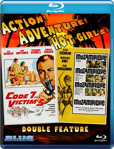 CODE 7, VICTIM 5/MOZAMBIQUE [Blu-ray]