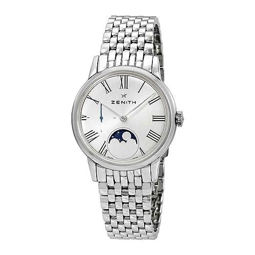 Zenith Elite 03.2330.692/02.M2330 - Reloj automático para mujer: Amazon.es: Relojes