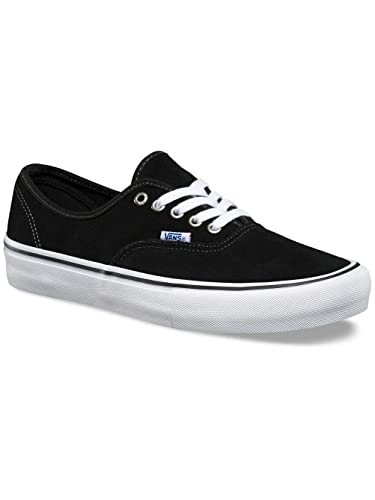 Authentic Vans Zapatillas Suede Tamaño 5 Pro 9 Black Us TwRqdw
