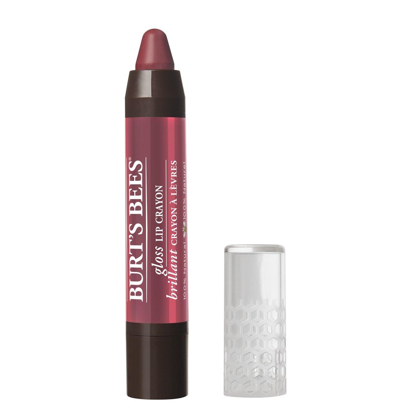 Burt's Bees 100% Natural Moisturizing Gloss Lip Crayon, Tahitian Sunset - 1 Crayon