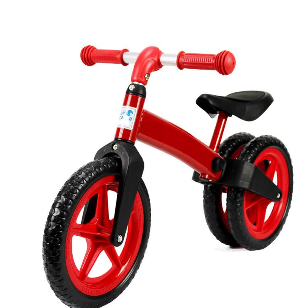 YSH Triciclo De Tres Ruedas De La Bici De La Balanza De Los Niños para El Andador del Bebé De La Bicicleta del Niño para Caminar para El Niño,Red