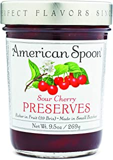 product image for American Spoon Foods Sour Cherry Preserves Pack of 4