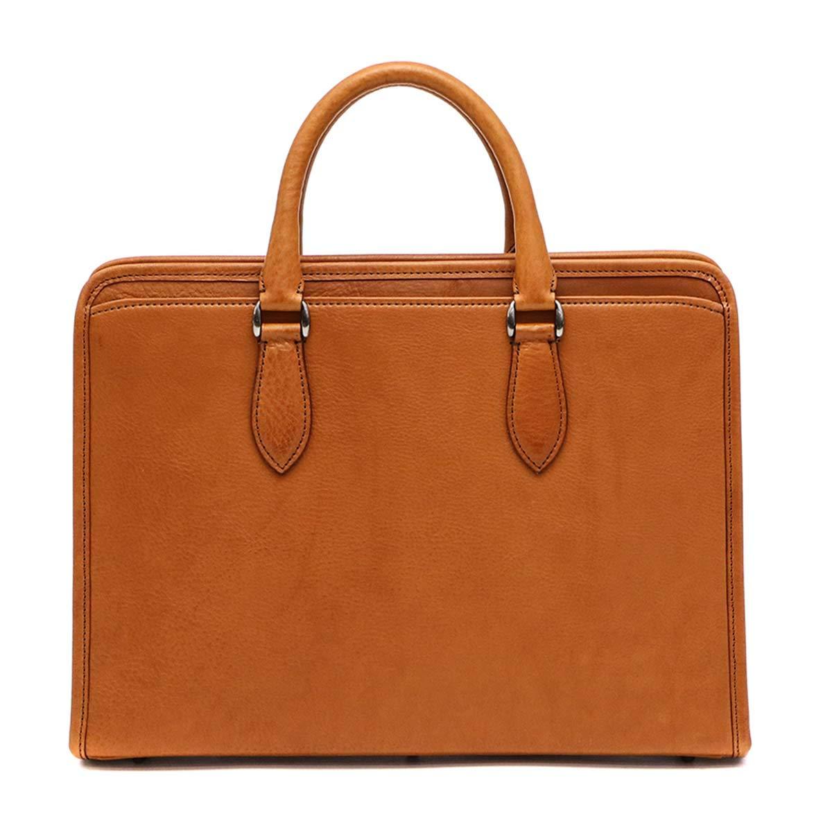 [スロウトラディショナル]SLOW TRADITIONAL bono Square Briefcase S ブリーフケース 575ST20G  OAK(25) B07GKT393T