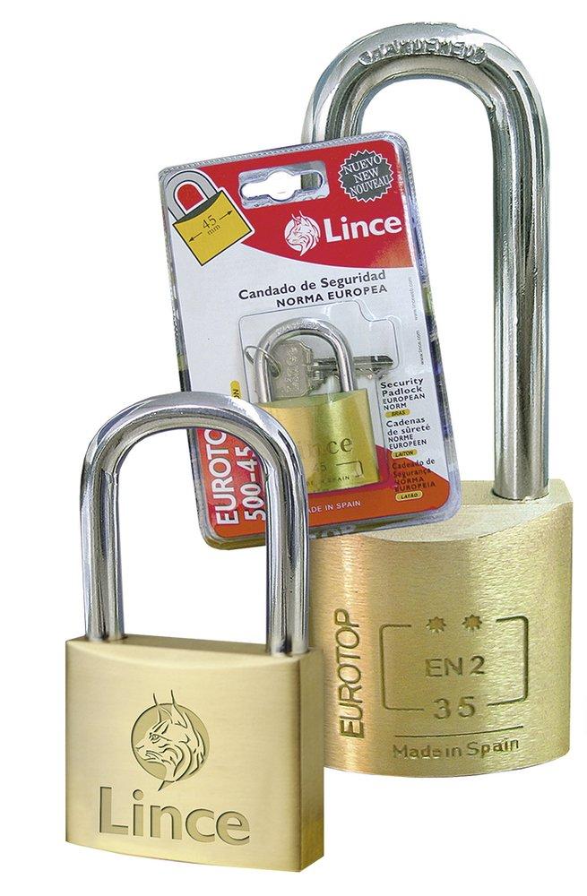 65 mm Lince 50065 Candado