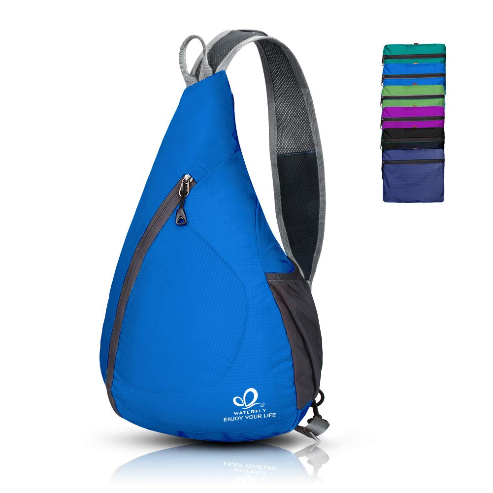 Waterfly Packable Shoulder Backpack Sling Chest