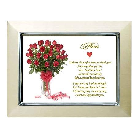 Día de San Valentín o regalo de cumpleaños para mamá de hija ...