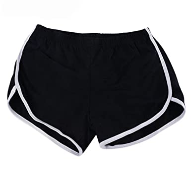 61c6f6e5adaf3 Frozac Summer Sexy Beach Short Sports Gym Shorts Women Fitness Yoga Shorts  for Women Plus Size