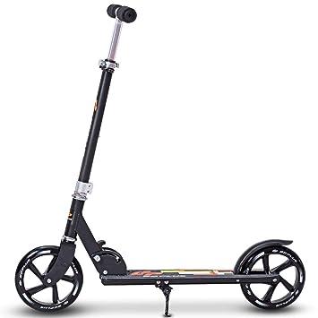 Amazon.com: Gymax Kick Scooter, patinete plegable de gran ...