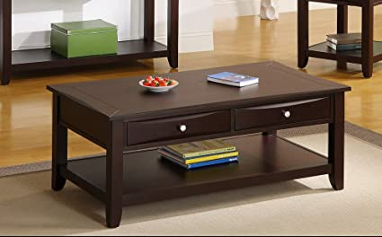 Poundex Coffee Table.Poundex Pdex F6221 Coffee Tables Multi