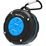 Altoparlante Bluetooth Backture Bluetooth Altoparlante Impermeabile IPX7 Cassa Waterproof con Ventose, Microfono, Altoparlante Vivavoce…