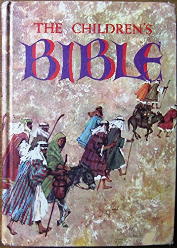 The Children's Bible (Golden Press #16520)