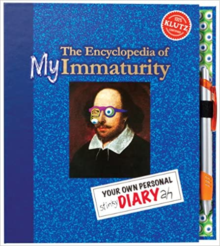 The Encyclopedia of My Immaturity