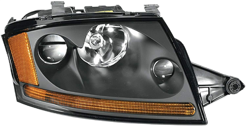 HELLA 010050041 Audi TT//TT Quattro Passenger Side Headlight Assembly