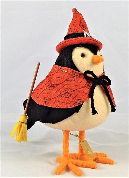 HYDE /& EEK Target 2018 Halloween Featherly Friends Decor Bird WHISKERS CAT NEW