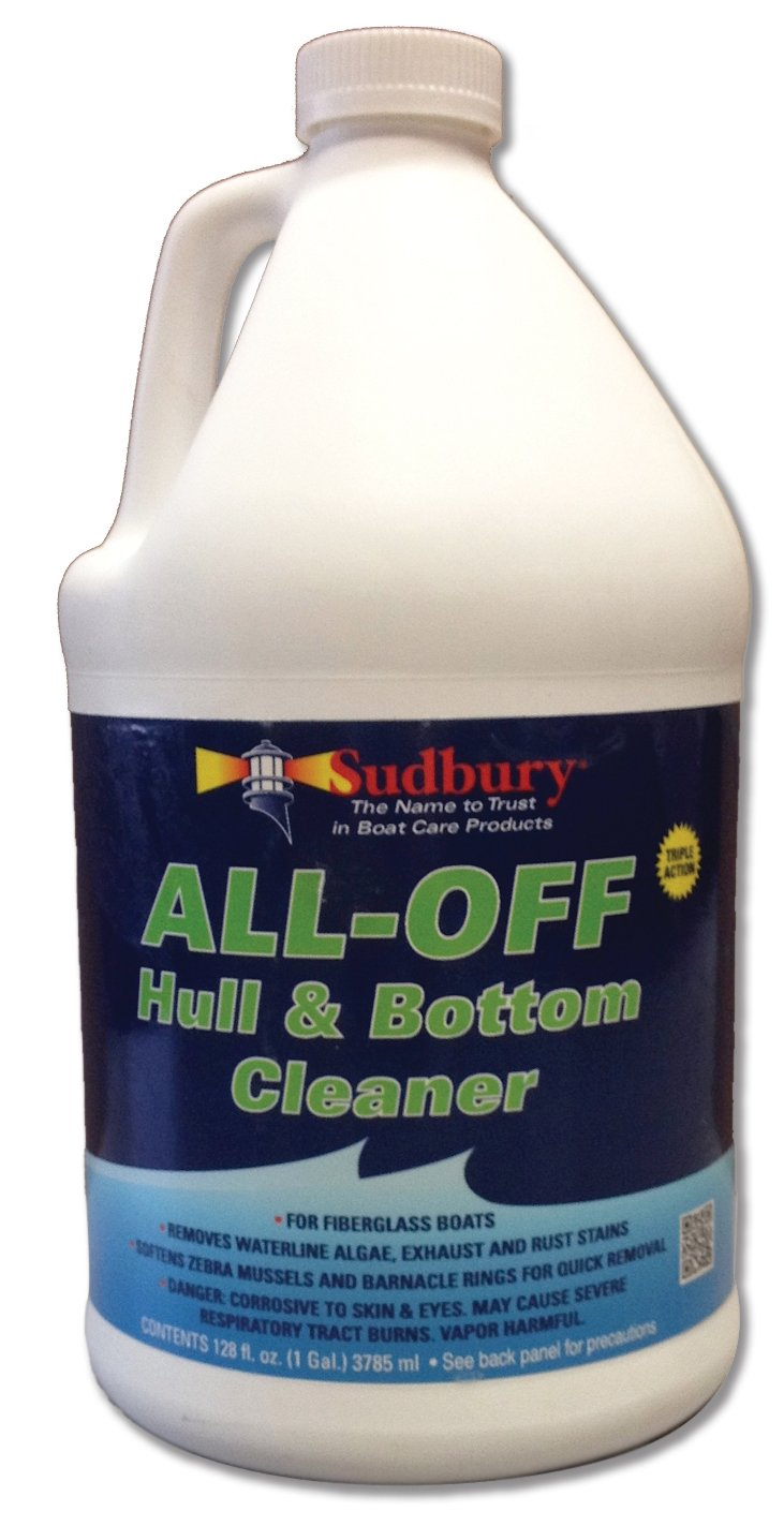 Sudbury All-Off Hull + Bottom Cleaner, Gallon