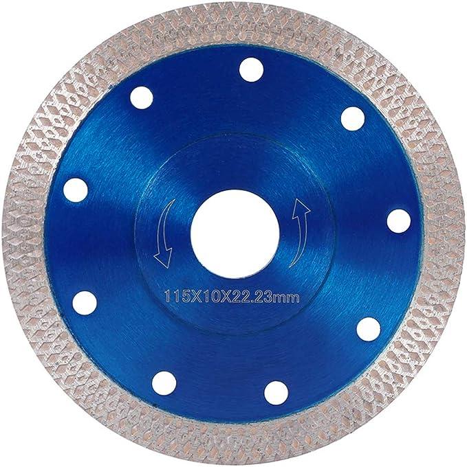 Porcelain Super Thin Cutter For Grinder Dry Wet Ceramic Saw 7 Inch Tile Blade