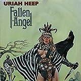 Uriah Heep - Fallen Angel - Bronze Records - 26 449 XOT