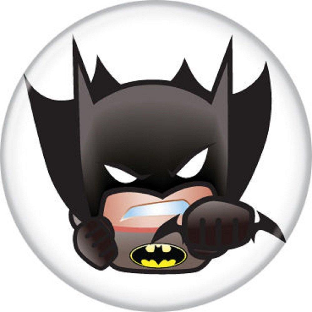 Amazon com: Batman Cape Emoji - DC Comics - Pinback Button