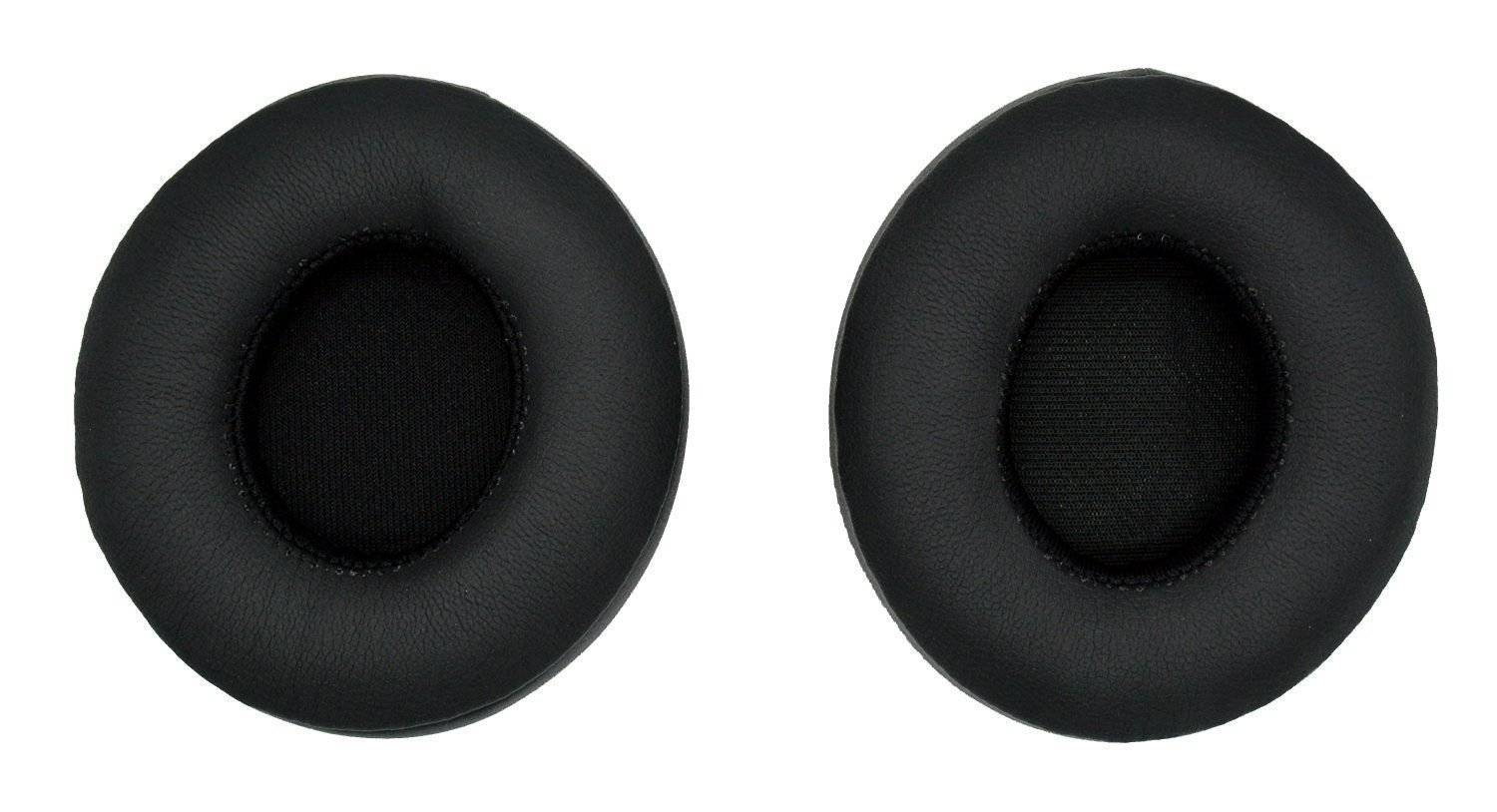 Youzel Replacement Ear Pad/Ear Cushion/Ear Cups/Ear Cover/Earpads Repair Parts for Beats by Dr. Dre Solo2, Solo 2.0 On-Ear Wired Headphones (Black)