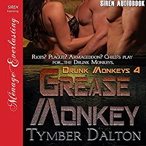 Grease Monkey Audiobook