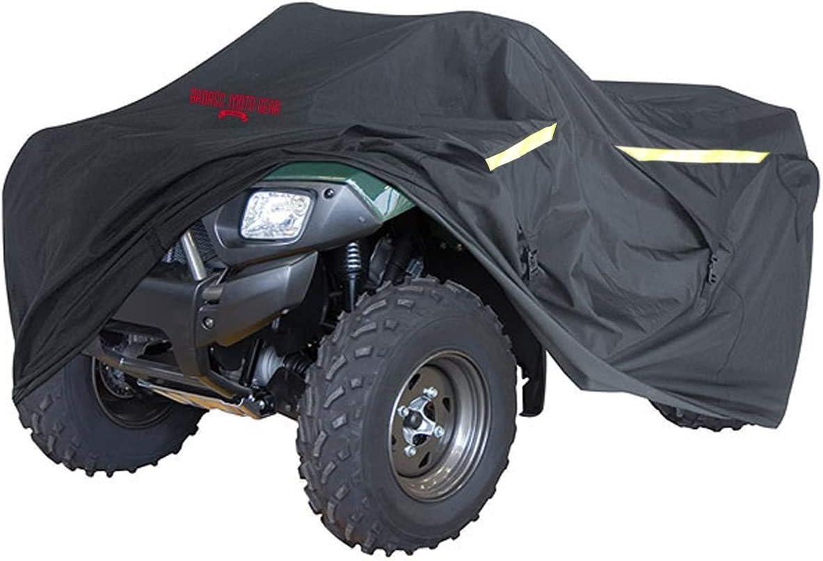 Badass Moto Heavy-Duty, Triple-Waterproof 4 Wheeler Cover