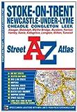 img - for Stoke on Trent Street Atlas (A-Z Street Atlas) book / textbook / text book