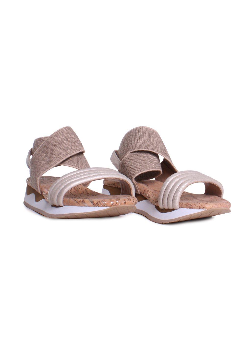Donald J Pliner Women's Shaye Sport Sandal, Platino, 9 Medium US