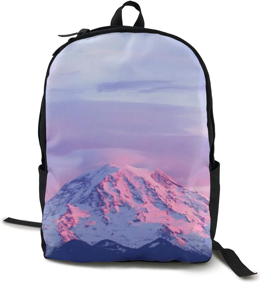 kids Backpack Beautiful Red Sunset School Backpack ?Travel Backpack