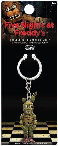Funko POP Keychain Fig Five Nights at Freddy/'s Springtrap
