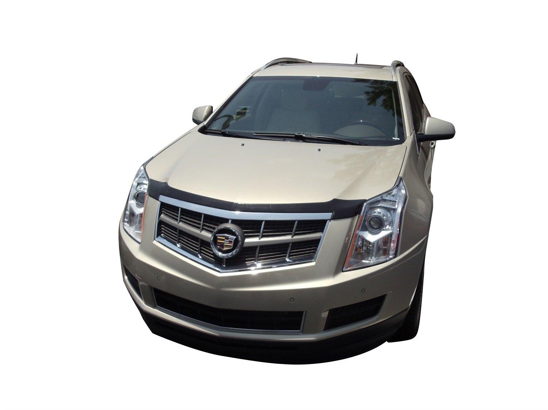 Auto Ventshade 322042 Aeroskin Flush Mount Dark Smoke Hood Protector for 2010-2017 Cadillac SRX